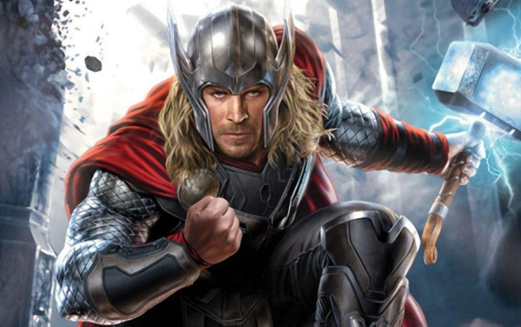 Chris Hemsworth - Thor Martello