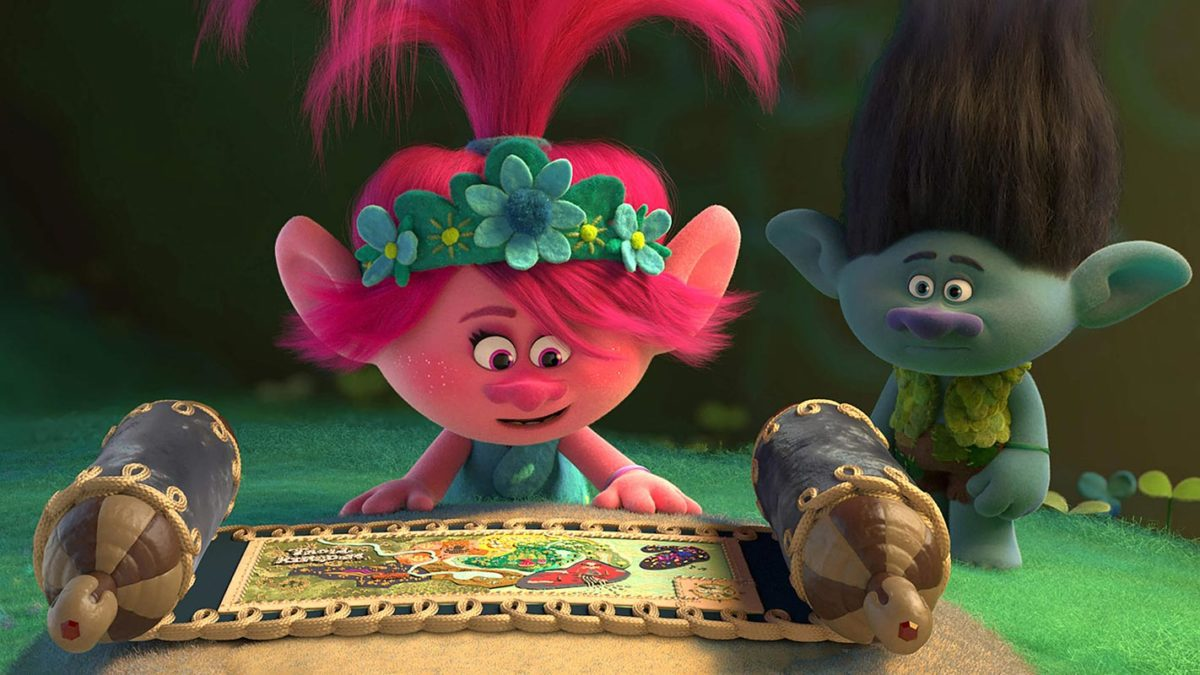 Trolls World Tour - Film Digitale