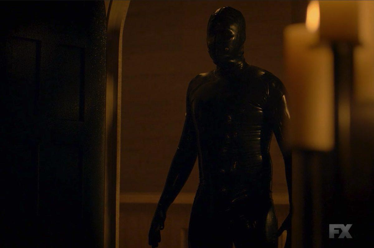 Uomo di Gomma - American Horror Story 10