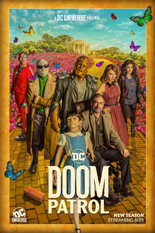 Doom Patrol 2 - Poster