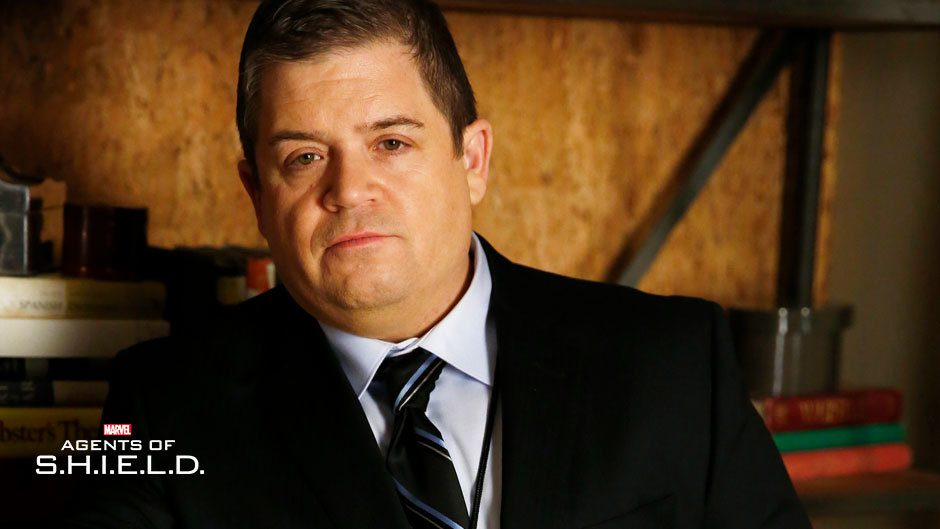 Agents of SHIELD - Patton Oswalt