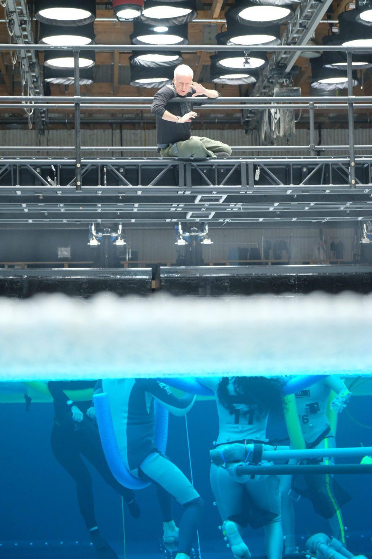 Avatar 2: Ecco alcune foto dai set marini