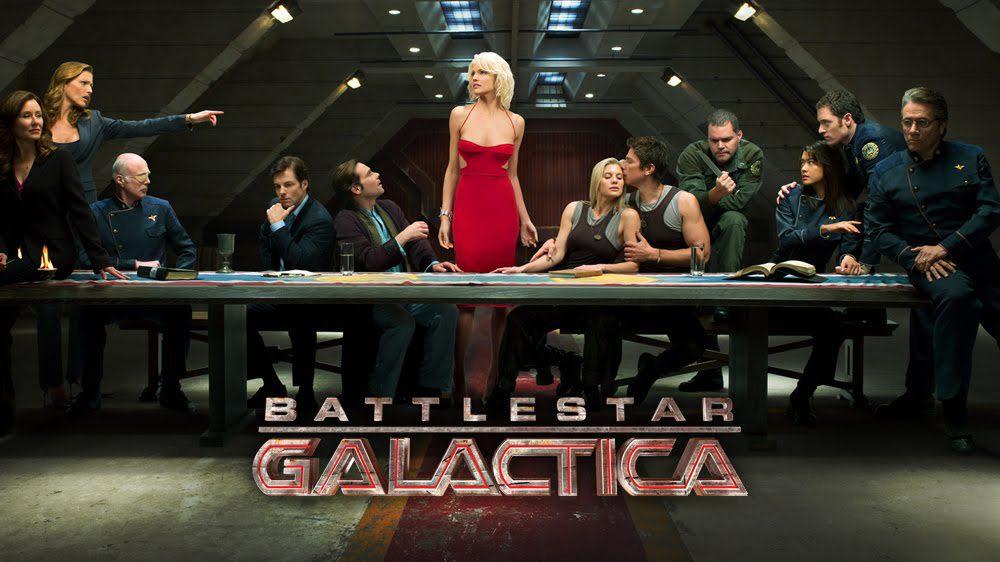 Battlestar Galactica - reboot