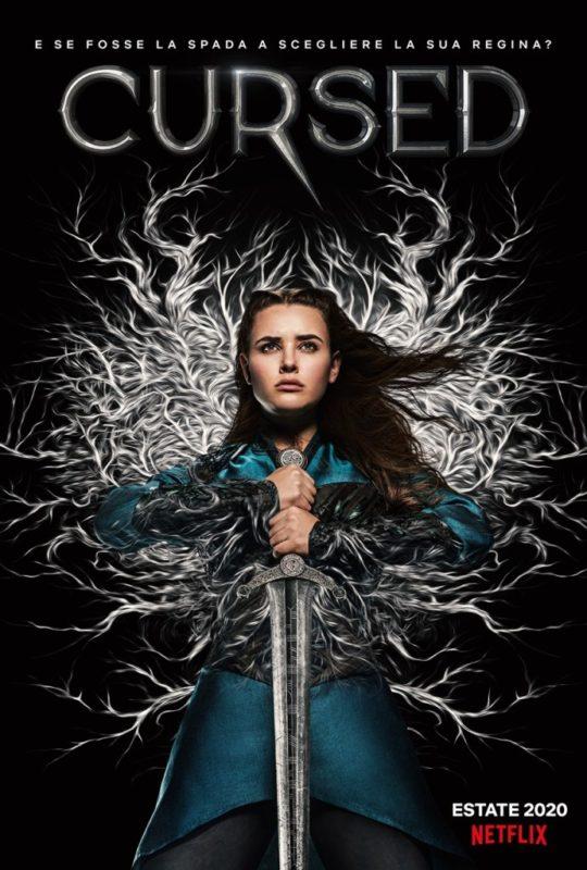 Cursed - Serie Netflix - Poster
