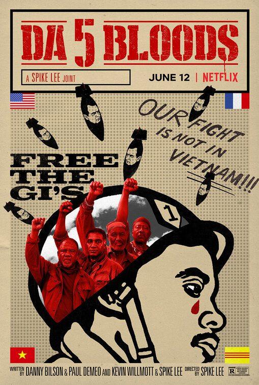 Da 5 Bloods - Film Poster