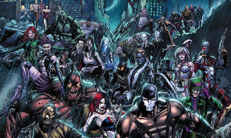 Injustice League DC