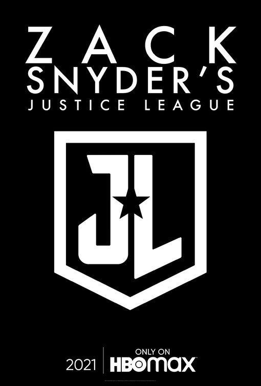 Una valanga di poster dall'attesa Snyder Cut di Justice League