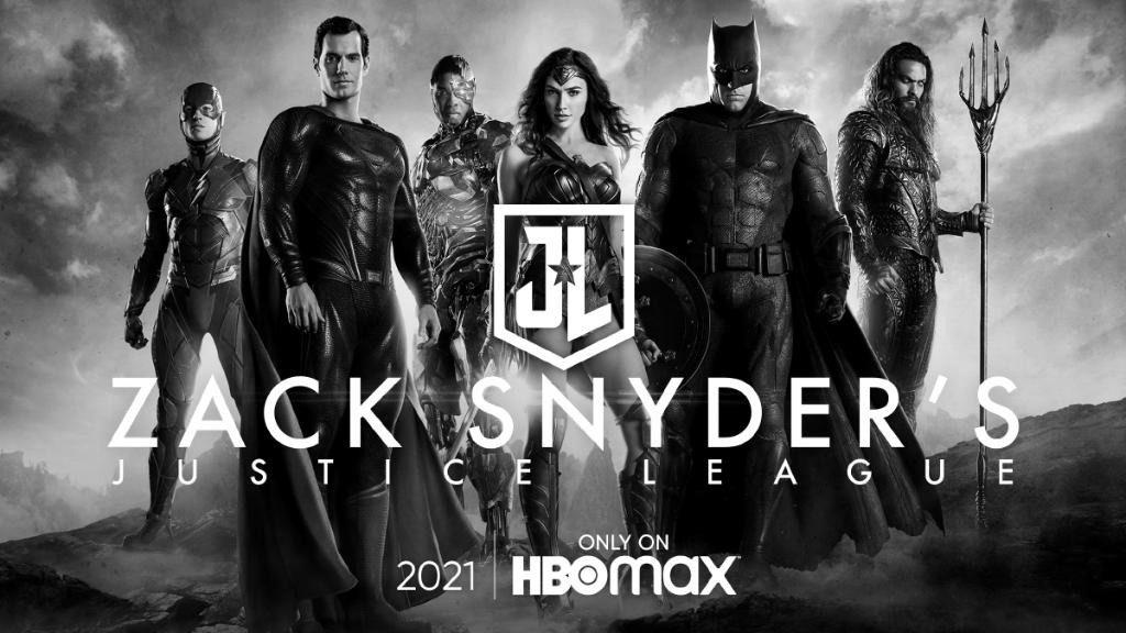 Snyder Cut - Justice League