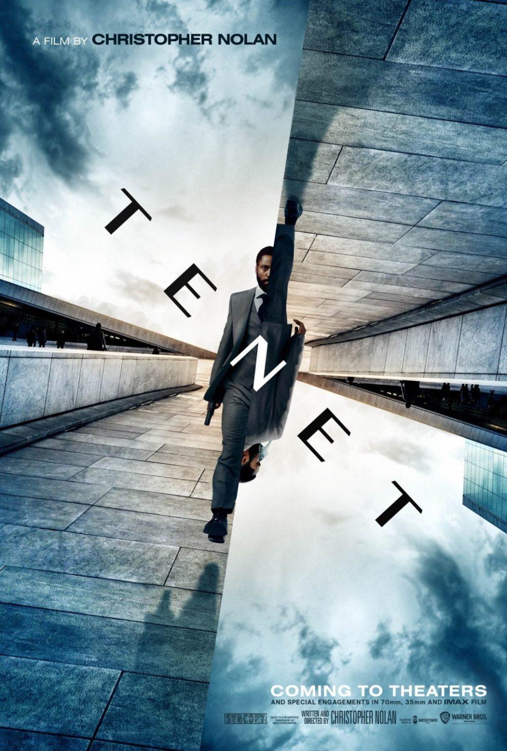 Tenet - Film Poster