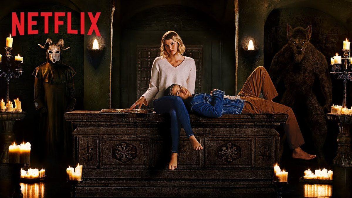The Order - Serie Netflix