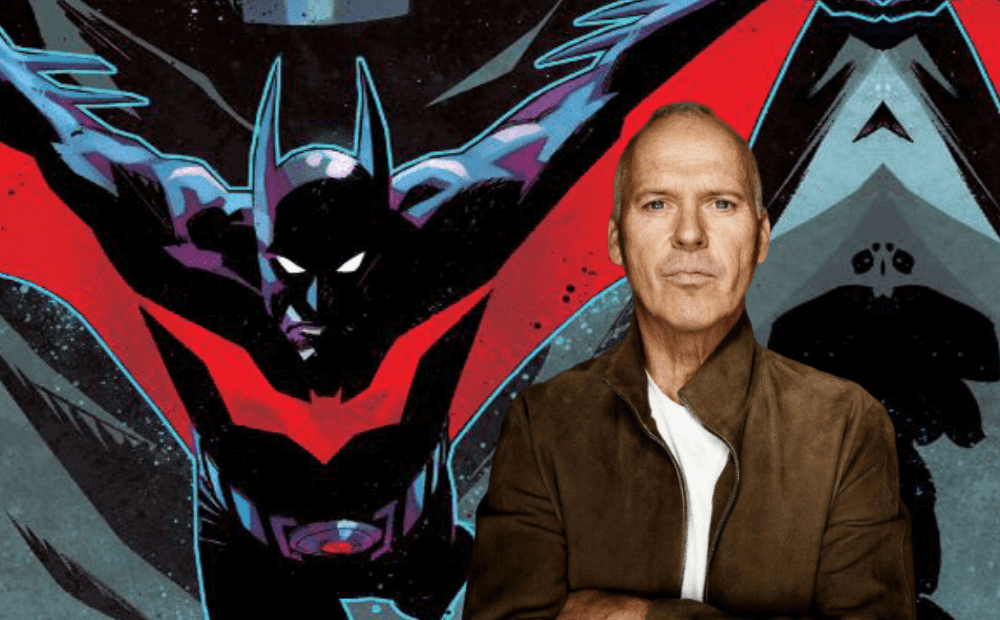 Michael Keaton Batman - The Flash