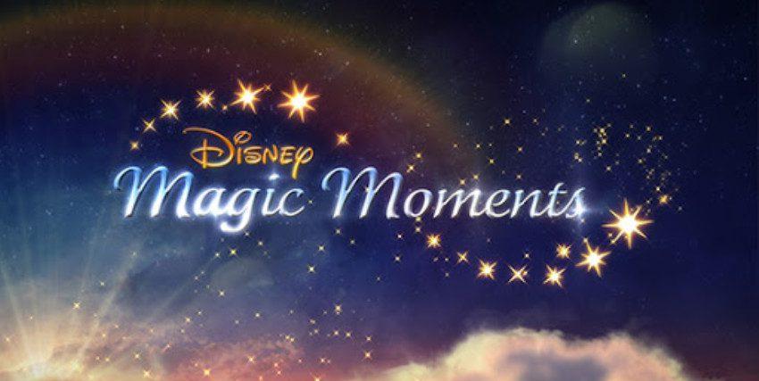Disney Magic Moments