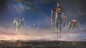 Eternals Film Marvel