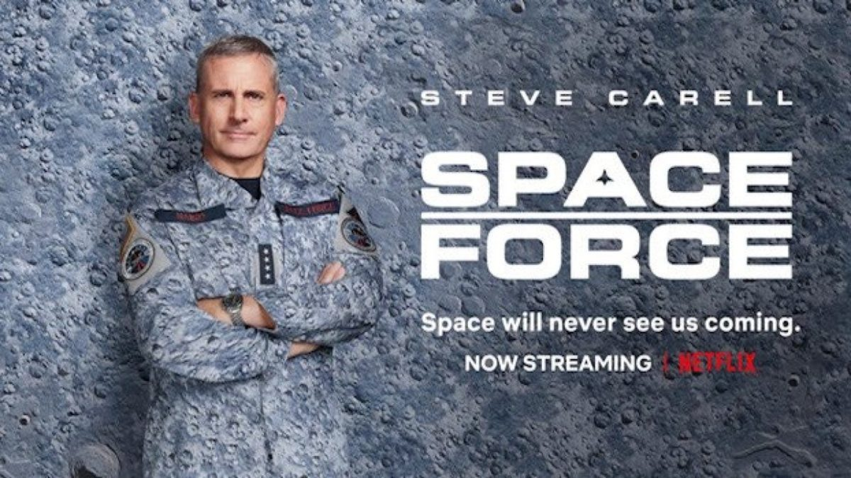 Space Forse - Netflix - Recensione