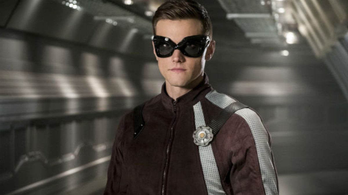 Hartley Sawyer - The Flash - Licenziato