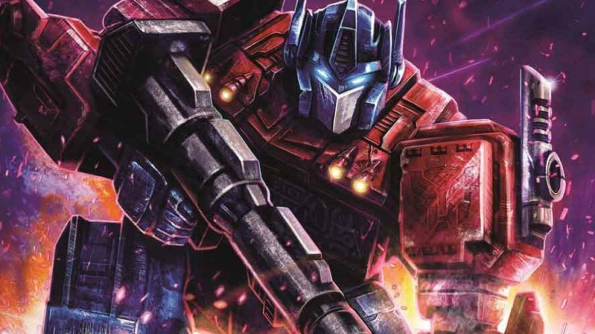Transformers - War for Cybertron - Siege