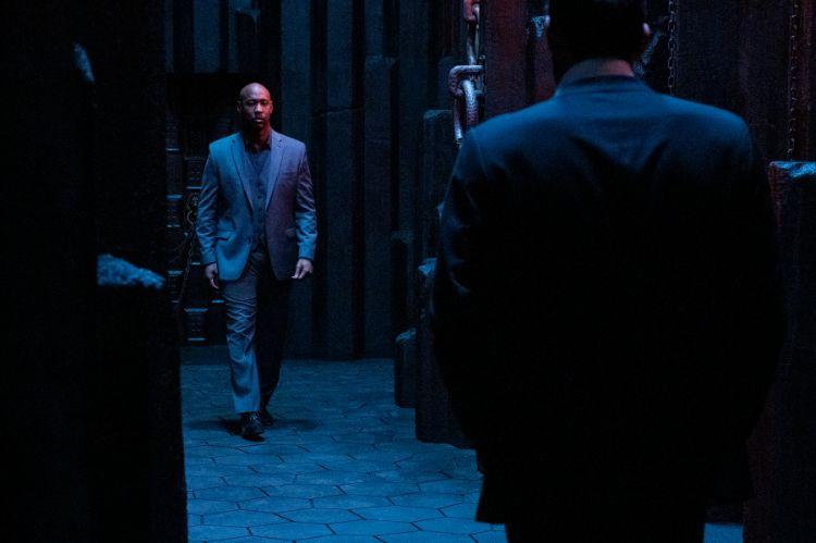 Tante foto inedite dalla quinta stagione di Lucifer