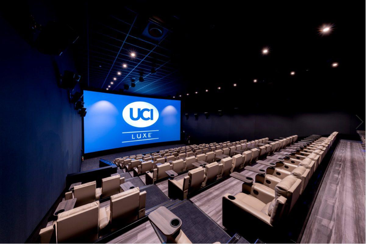 UCI Cinemas riaperture