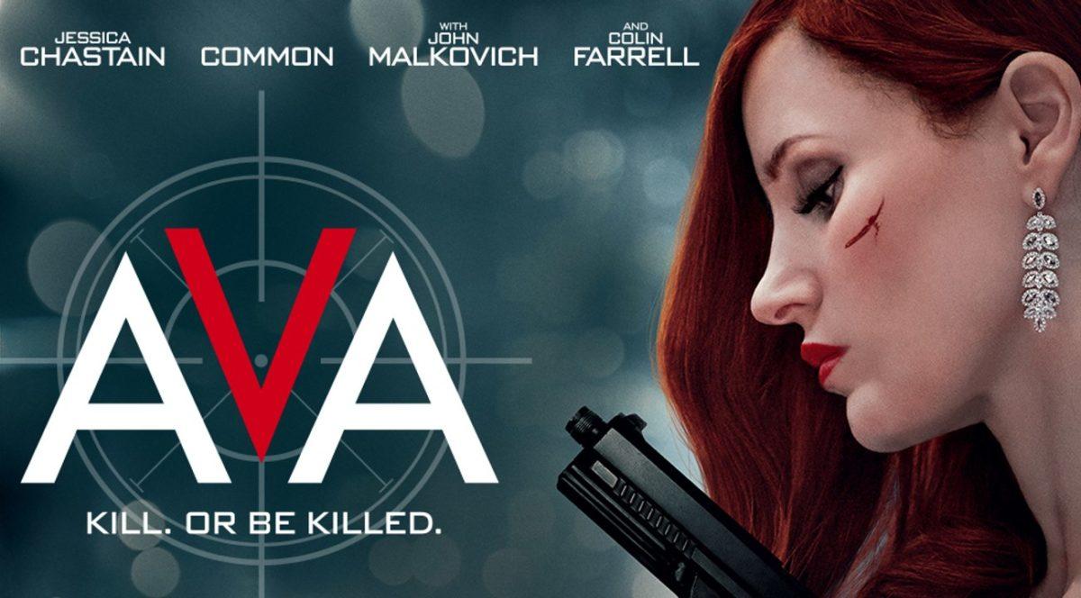 Ava Film Jessica Chastain