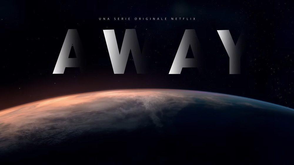 Away Serie Netflix