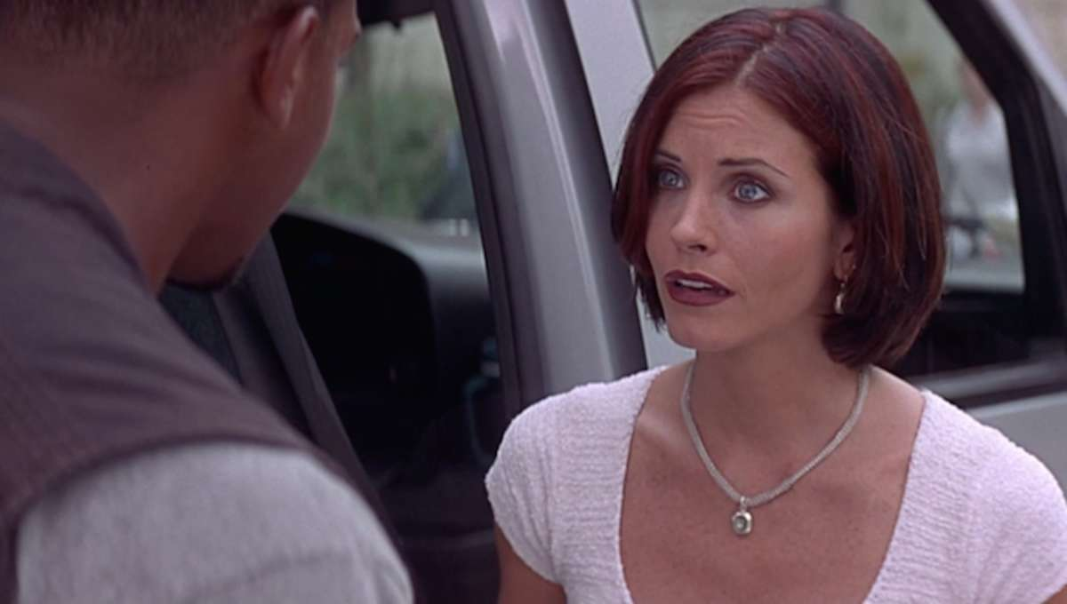 Courteney Cox - Scream