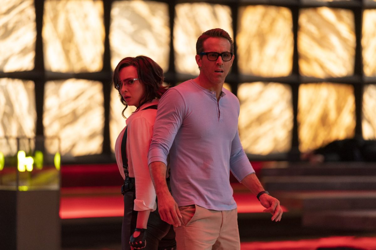 Free Guy: le prime foto, con Ryan Reynolds e Jodie Comer