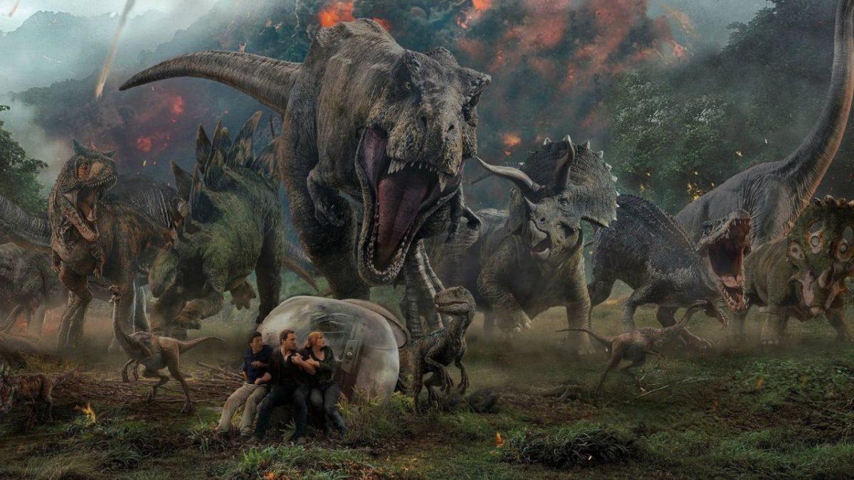 Jurassic World - Dominion Set