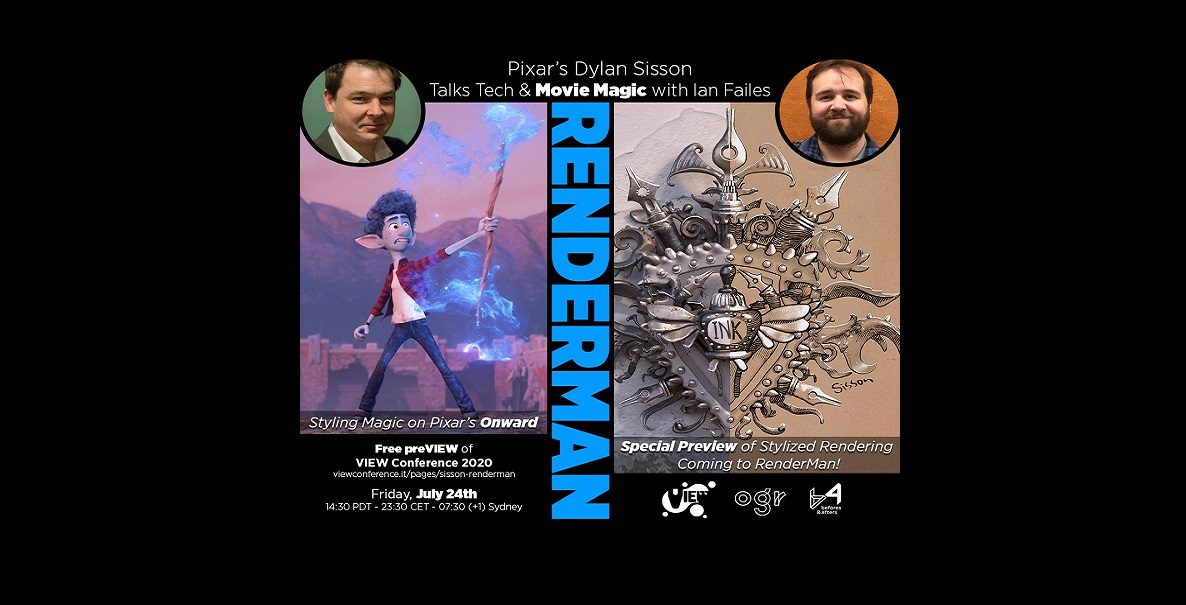 Dylan Sisson - View Conference
