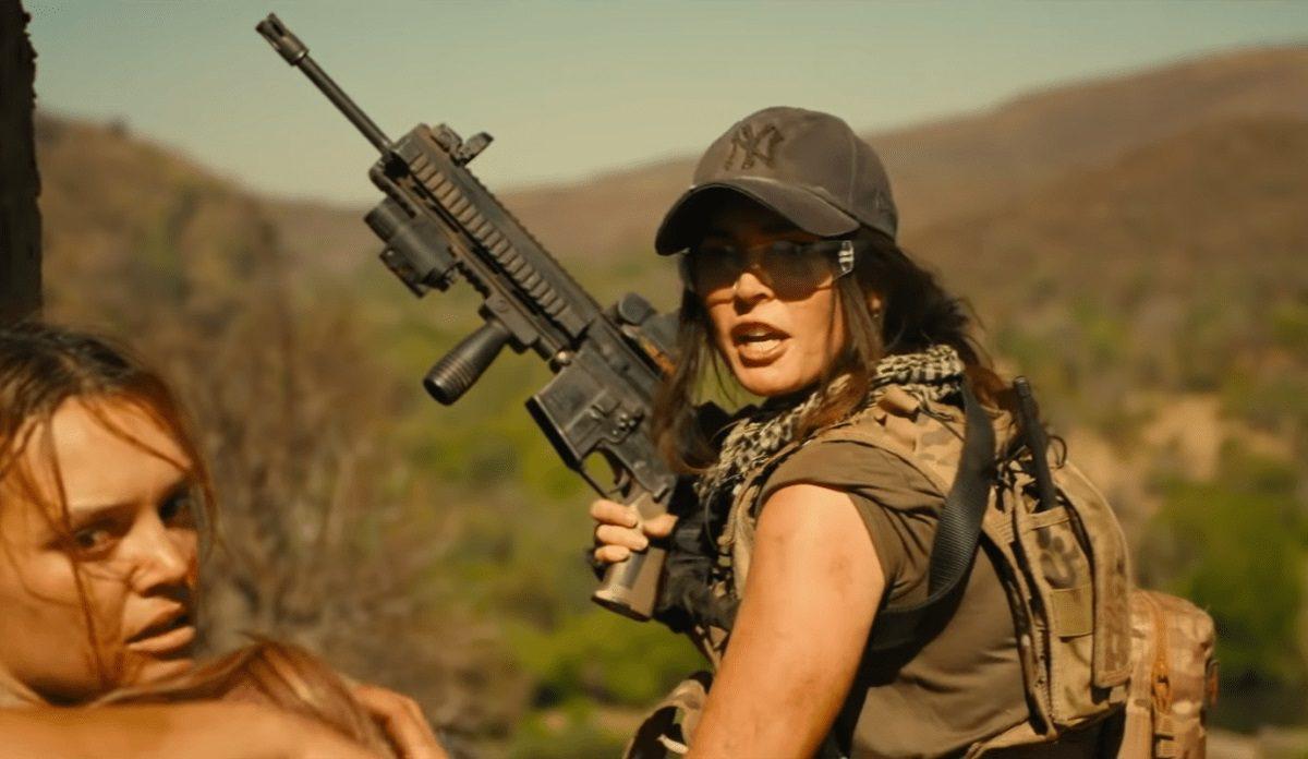 Rogue - Megan Fox