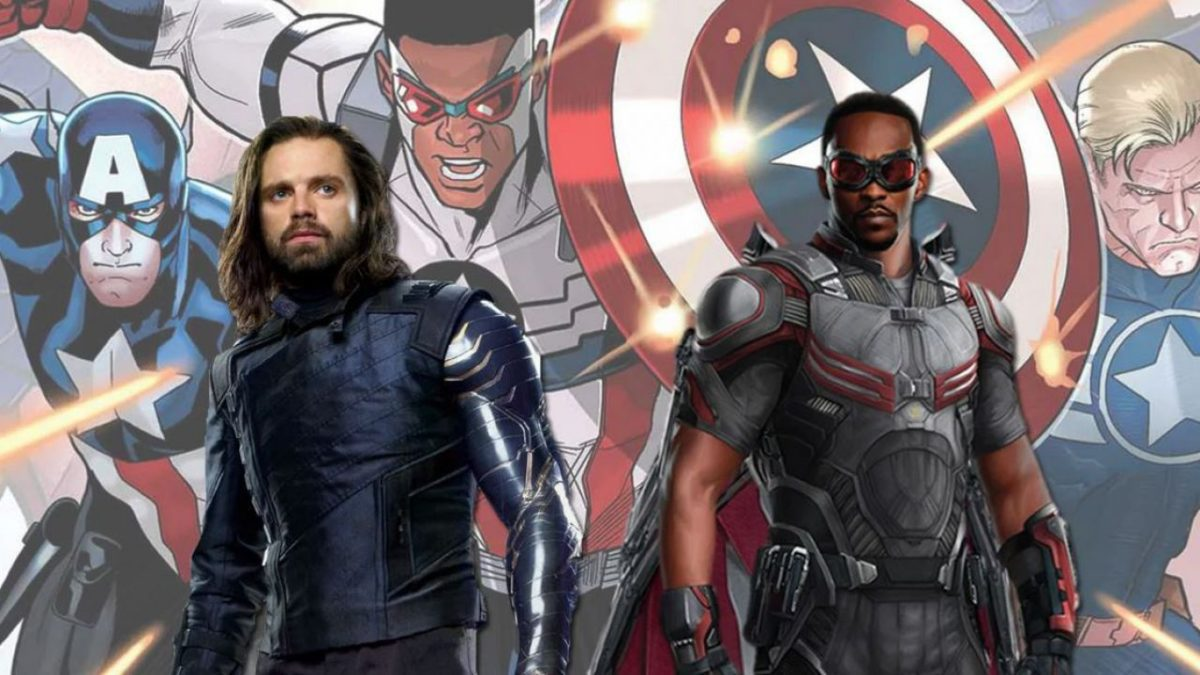 The Falcon and Winter Soldier Serie