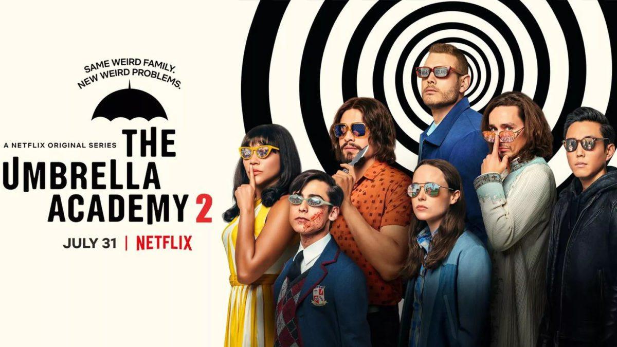 The Umbrella Academy - Seconda Stagione