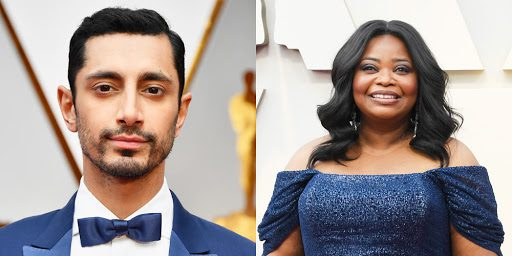 Invasion: Octavia Spencer e Riz Ahmed nel thriller sci-fi di Amazon