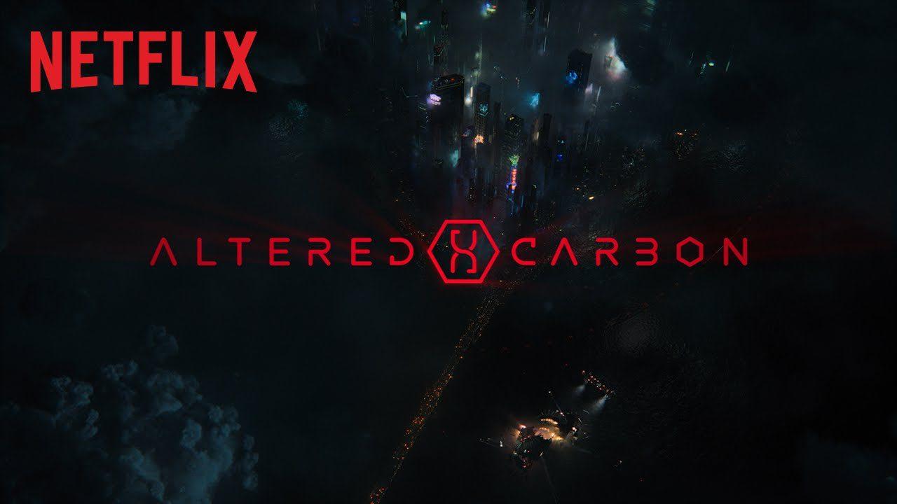 Altered Carbon cancellata dopo due sole stagioni