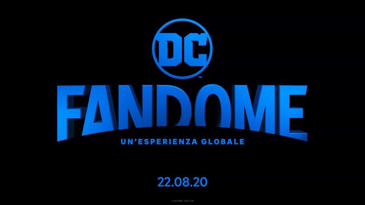 DC FanDome Programma