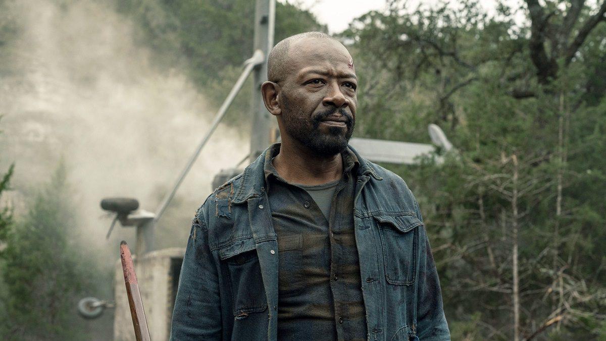 Un inquietante Morgan nel poster di Fear the Walking Dead 6