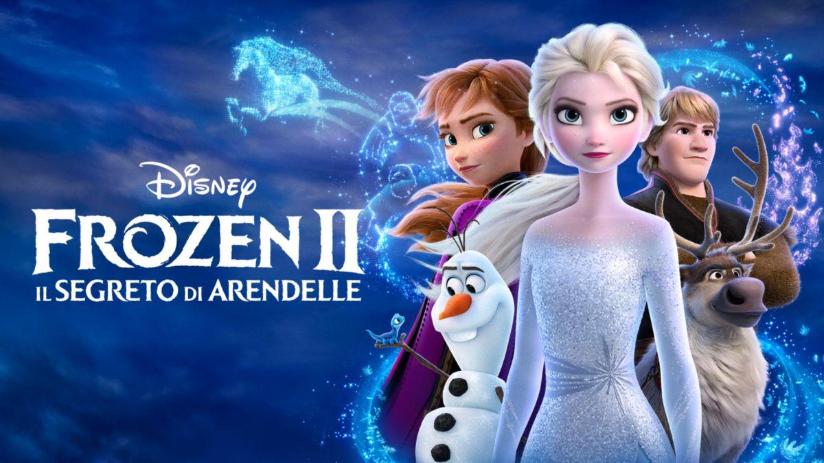 Frozen 2 arriva su Disney+ dal'11 settembre