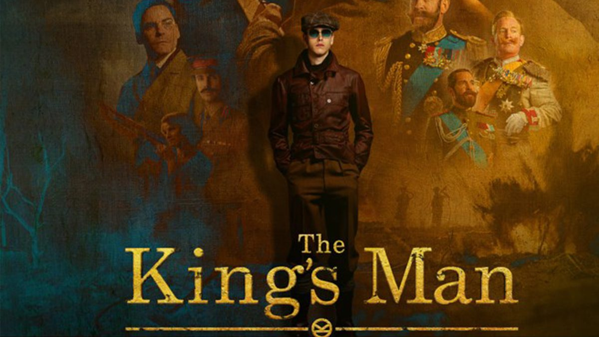 The King's Man Le origini Uscita