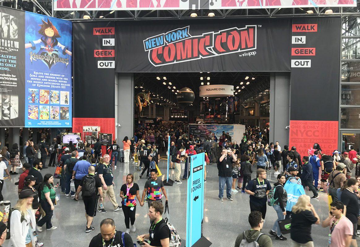 New Yord Comic Con