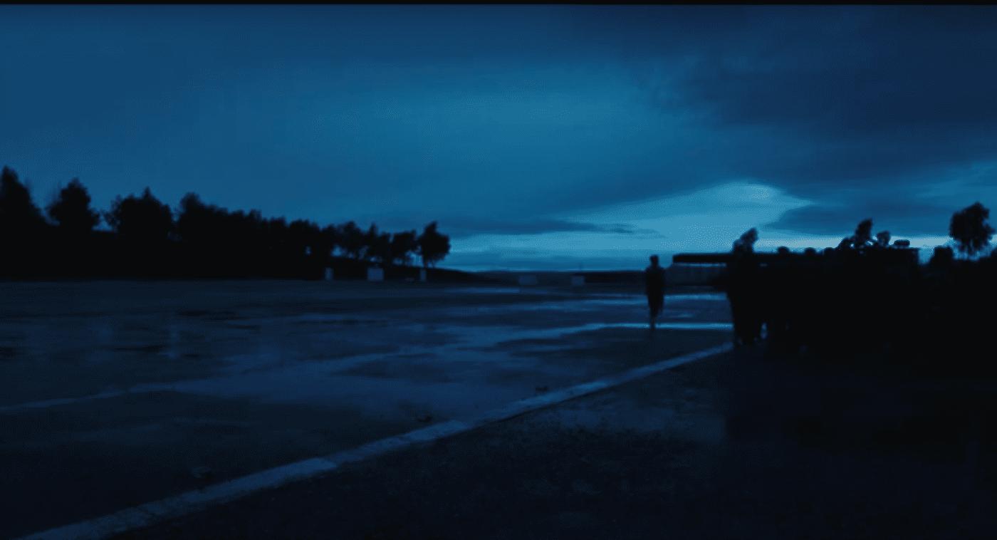 Notturno Film Rosi Clip