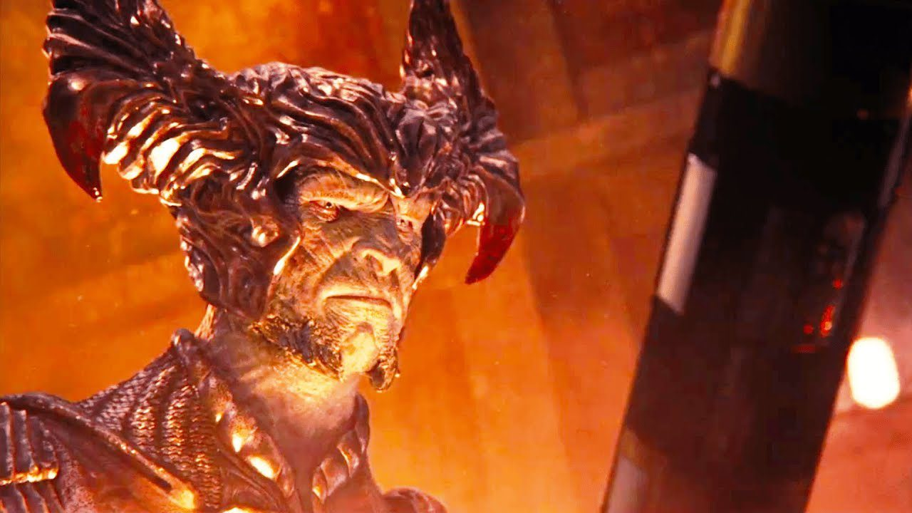 Steppenwolf Snyder Cut