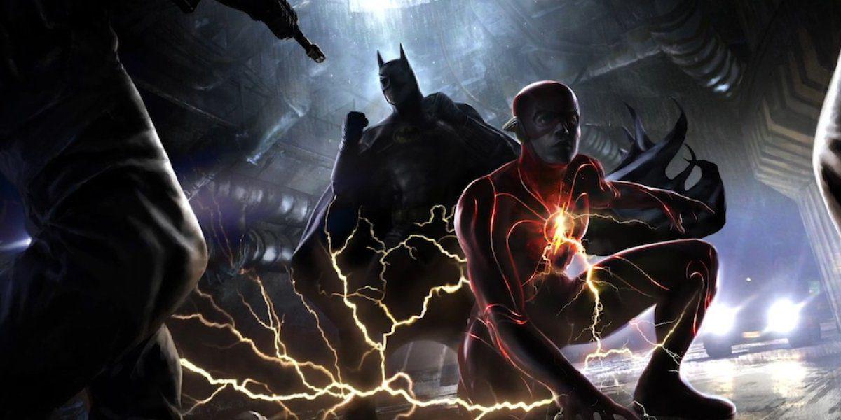 DC FanDome: Il nuovo costume di Barry Allen in The Flash