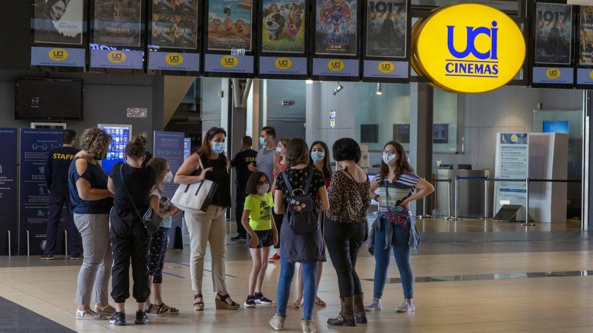 UCI Cinemas Sale Aperte