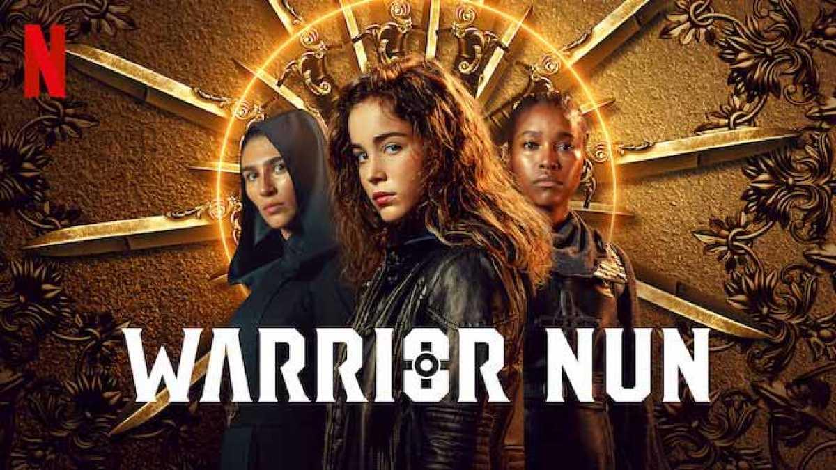 La serie Warrior Nun ha ottenuto una seconda stagione