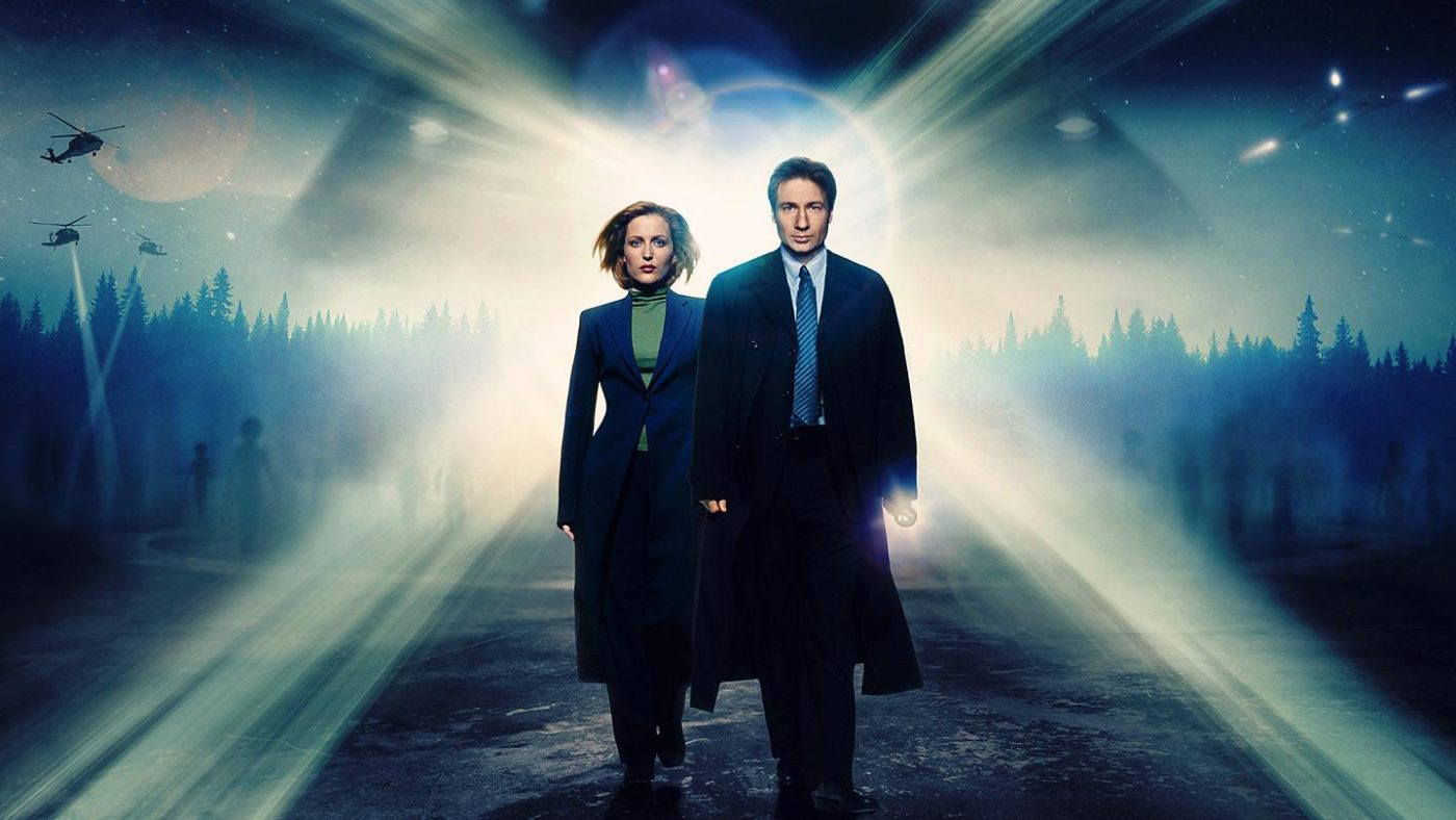 X-Files Serie Animata
