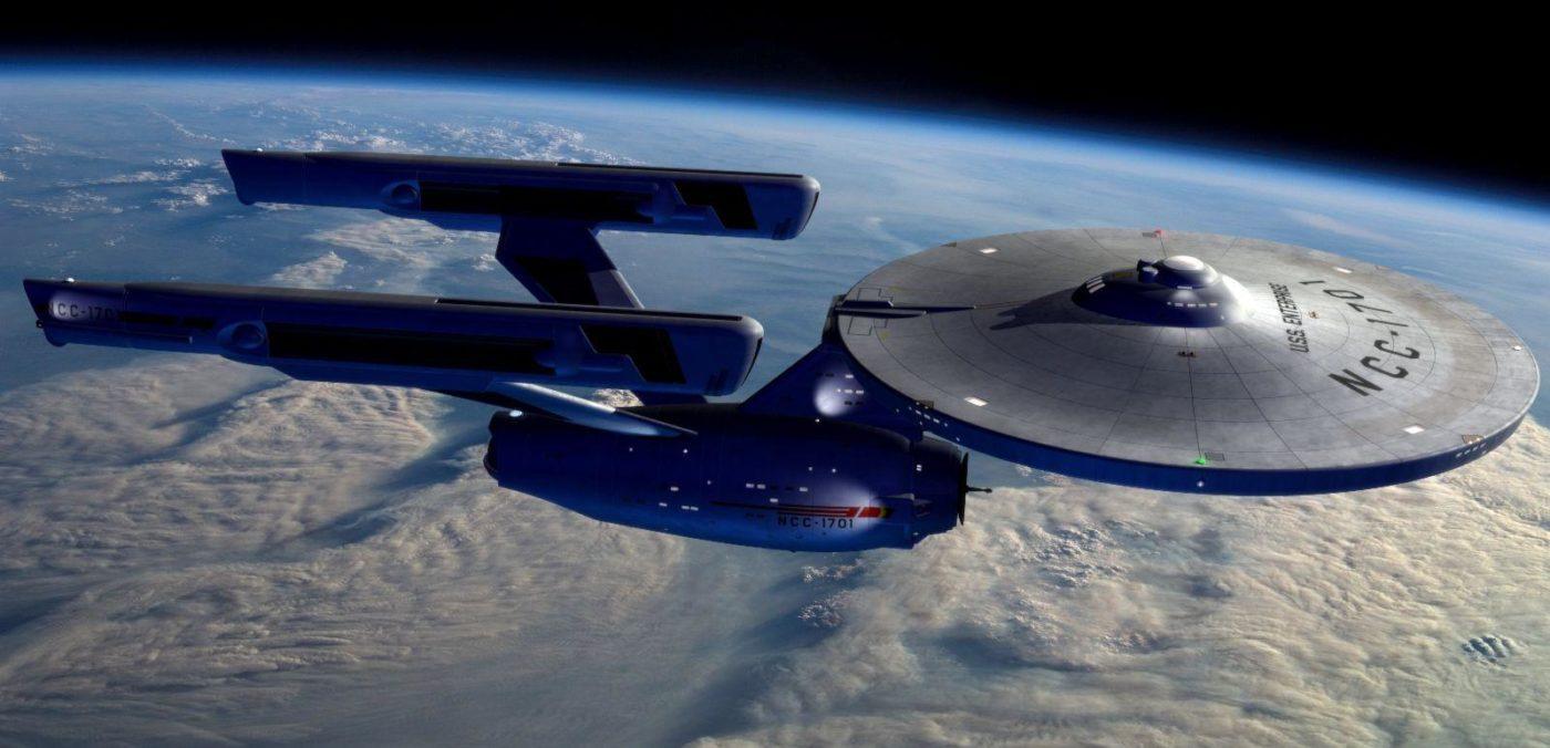 Star Trek Spike Tv