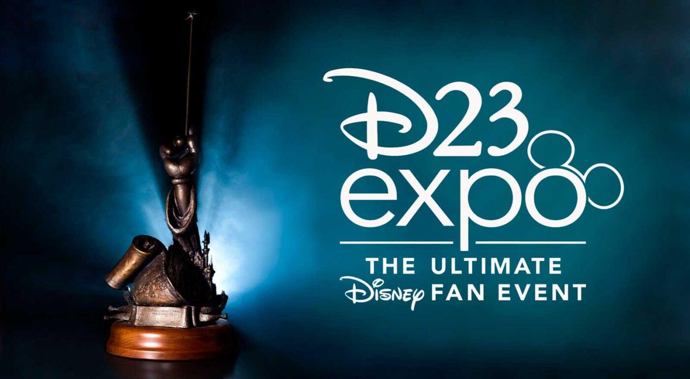 D23 Expo Disney 2021