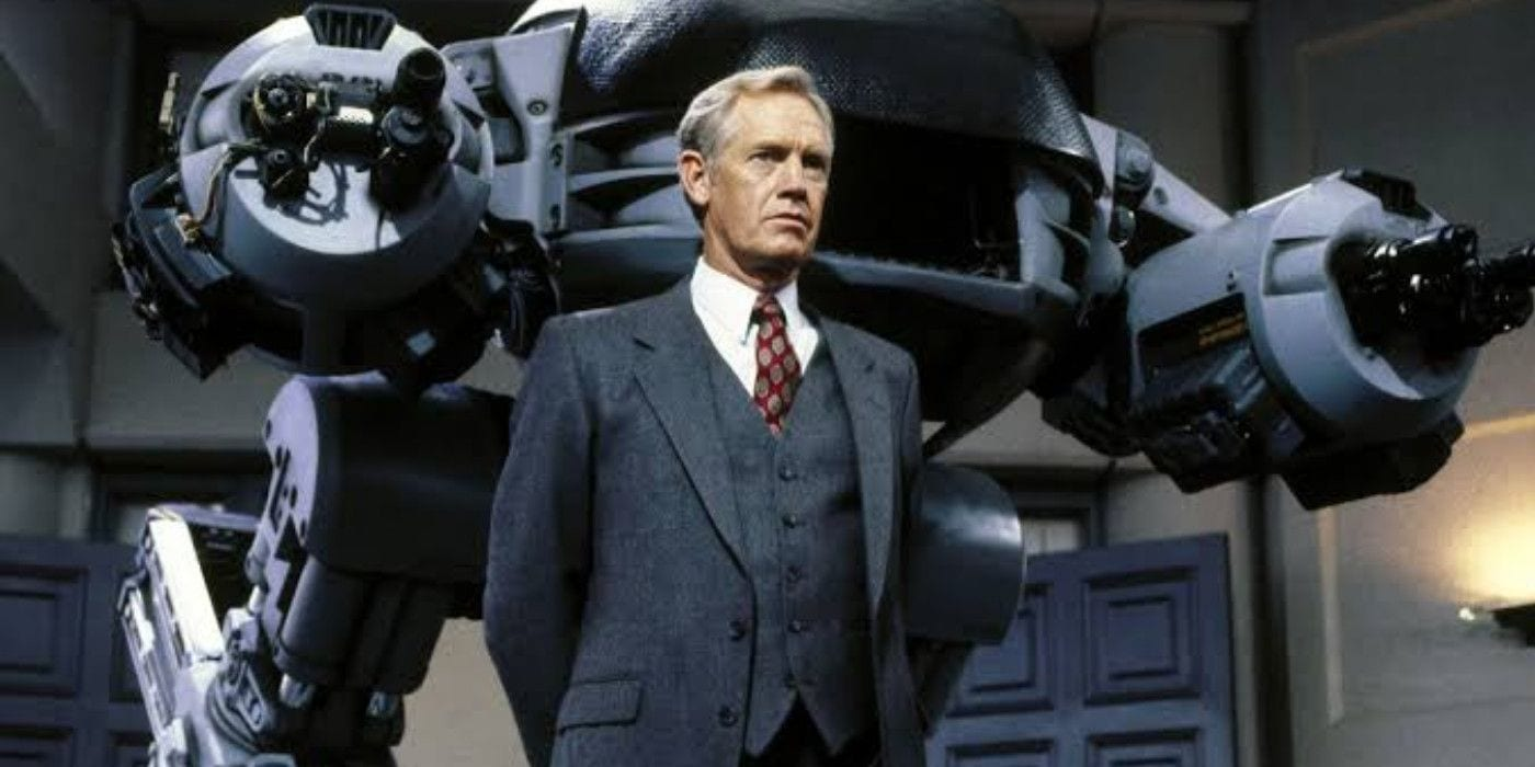 RoboCop Serie tv Prequel