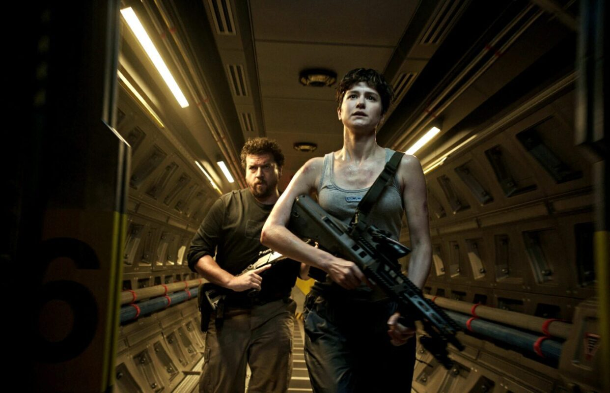 Katherine Waterston interessata ad un ipotetico sequel di Alien: Covenant