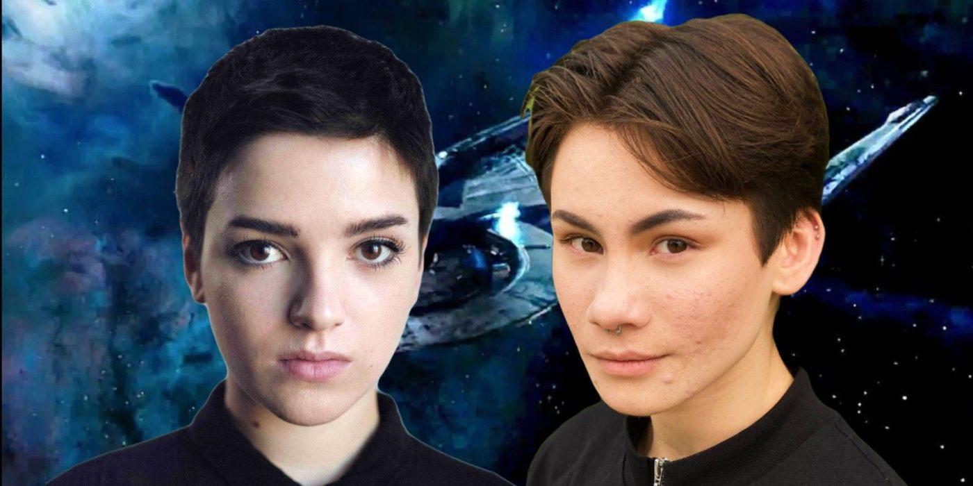 Due nuovi personaggi LGBTQ+ in Star Trek Discovery 3