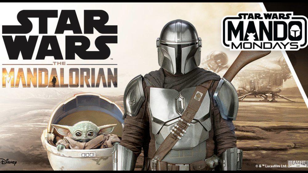The Mandalorian, mando mondays